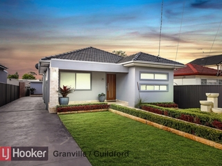 19 Ashby Street Guildford , NSW, 2161