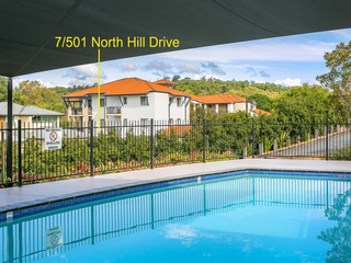 7/501 North Hill Drive Robina , QLD, 4226