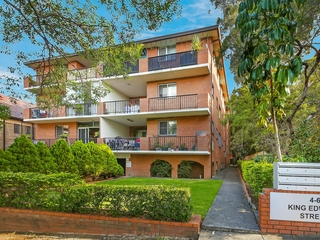 11/4-6 King Edward Street Rockdale , NSW, 2216