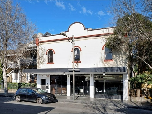 Whole Building, 62 Glebe Point Road Glebe, NSW 2037