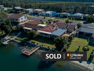 74 Jacobs Drive Sussex Inlet , NSW, 2540