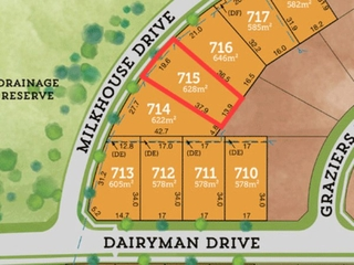 Lot 715 Milkhouse Drive Raymond Terrace , NSW, 2324