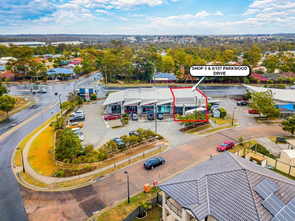 Shop 5 & 6/137 Parkwood Drive Heathwood, QLD 4110