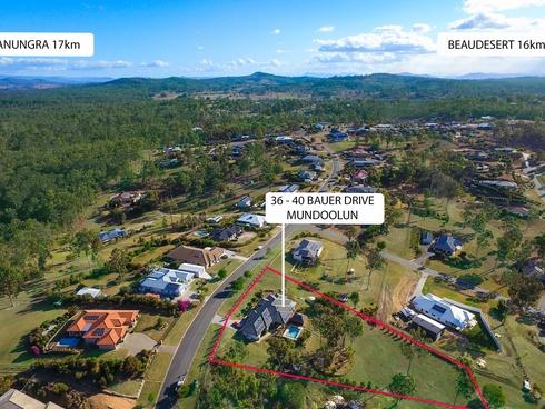 36-40 Bauer Drive Mundoolun, QLD 4285