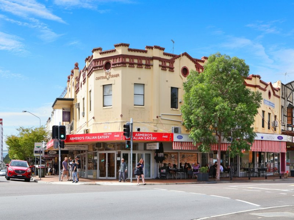 6/284 Pacific Highway Hornsby, NSW 2077