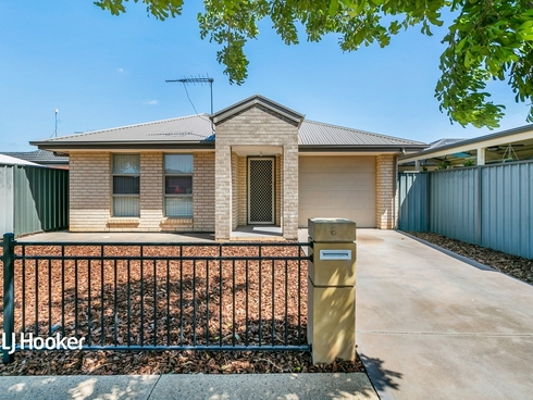 6 Burley Griffin Drive Andrews Farm, SA 5114