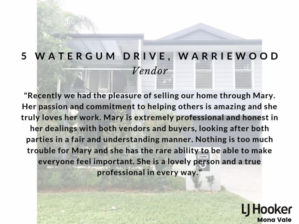 5 Watergum Drive Warriewood, NSW 2102