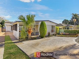 39 Princes Street Guildford , NSW, 2161