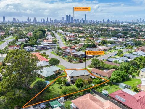 30 Crinum Crescent Southport, QLD 4215