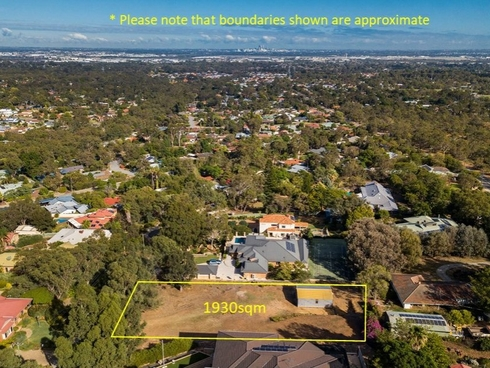 18 Grenville Road Gooseberry Hill, WA 6076