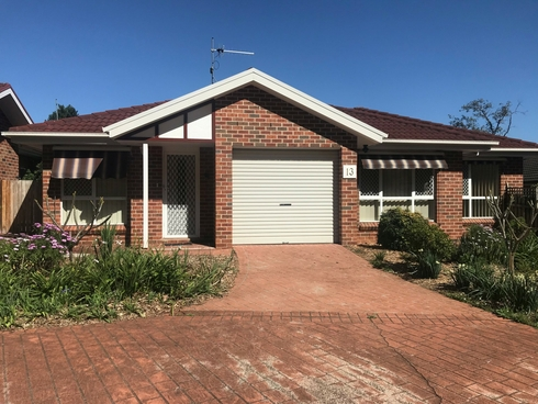 13/7 Hamilton Place Bomaderry, NSW 2541