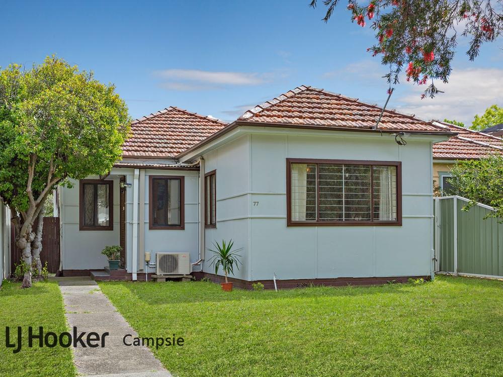 77 Balmoral Avenue Croydon Park, NSW 2133