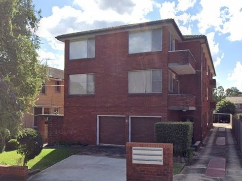5/9 Parry Avenue Narwee, NSW 2209