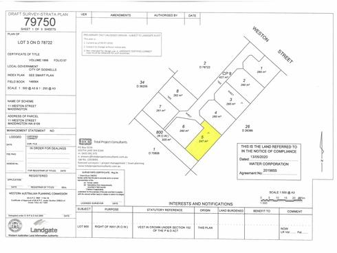 Lot 5/11 Weston Street Maddington, WA 6109