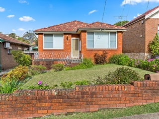 38 Nelson Road Earlwood , NSW, 2206