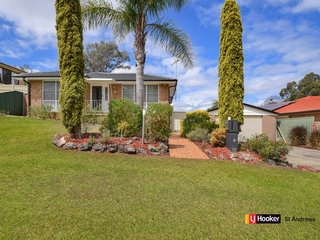 18 Fluorite Place Eagle Vale, NSW 2558