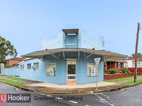 31 O'Neill Street Guildford, NSW 2161