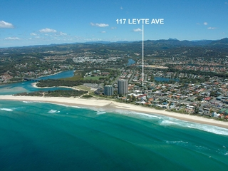 117 Leyte Avenue Palm Beach , QLD, 4221