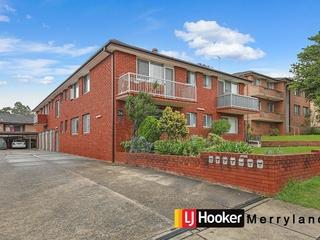 1/24 Birmingham St Merrylands , NSW, 2160
