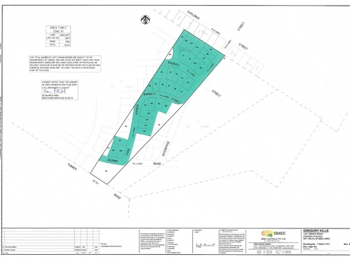 Lot 91-100 Turner Road Gregory Hills, NSW 2557