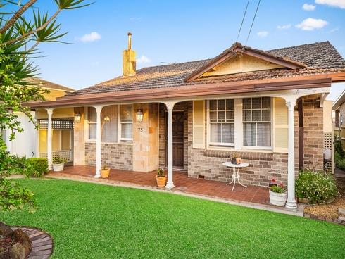 75 First Avenue Rodd Point, NSW 2046