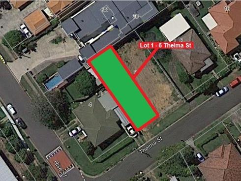 Lot Lot 1/6 Thelma Street Mount Gravatt East, QLD 4122