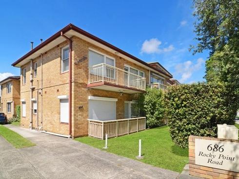 4/686 Rocky Point Road Sans Souci, NSW 2219