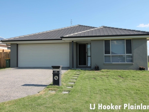 20 HASTINGS AVENUE Plainland, QLD 4341