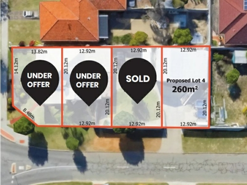 Lot 2/150 Washington Street Victoria Park, WA 6100