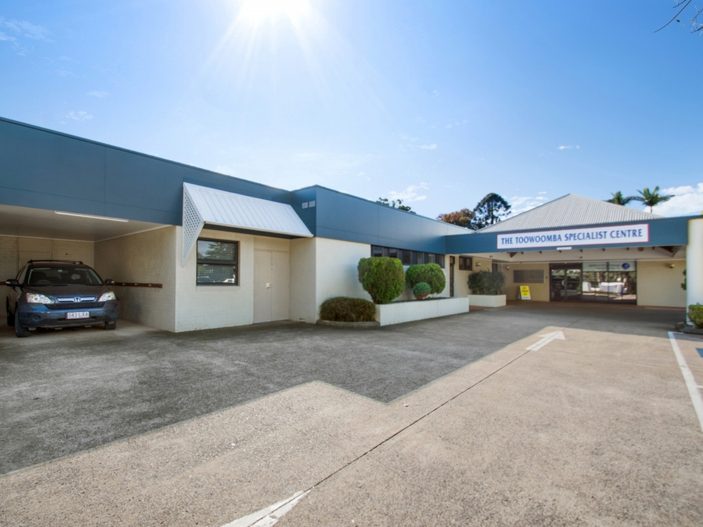 Suite 6/7 Scott Street East Toowoomba, QLD 4350