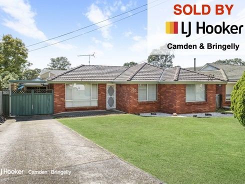 50 Alice Street Macquarie Fields, NSW 2564