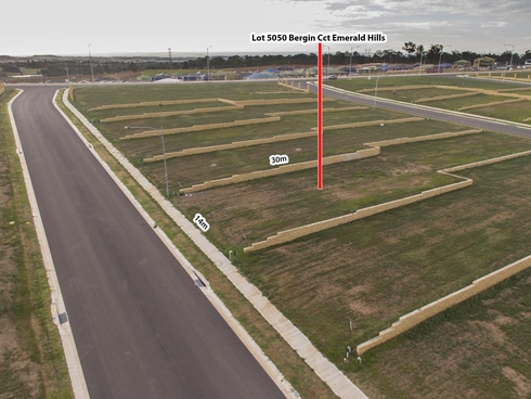 Lot 5050 Bergin Cct (Emerald Hills) Leppington, NSW 2179