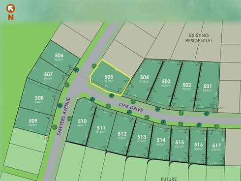 Lot 505 Eastwood Estate Goonellabah, NSW 2480