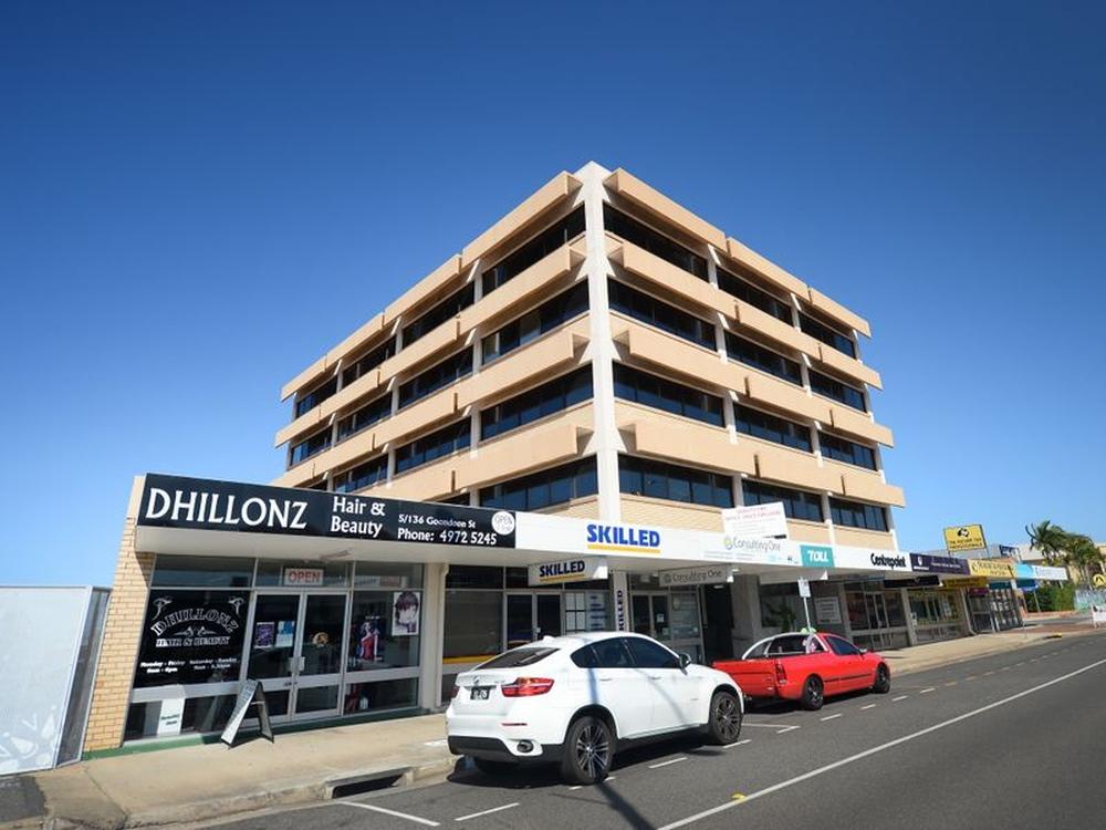 Level 1/136 Goondoon Street Gladstone Central, QLD 4680