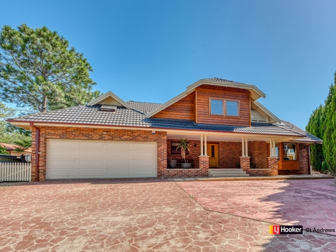 8A Shiel Place St Andrews, NSW 2566