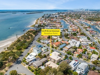 11/9 Errol Avenue Paradise Point , QLD, 4216