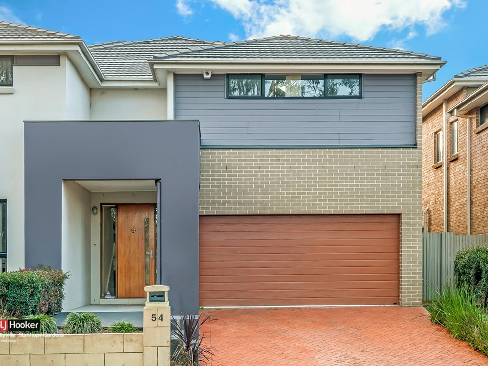54 Bentwood Terrace Stanhope Gardens, NSW 2768