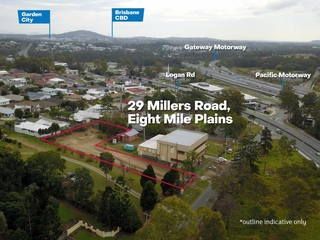 29 Millers Road Eight Mile Plains , QLD, 4113