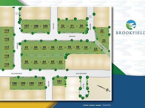 Lot 190/ Brookfield Estate Ashfield, QLD 4670