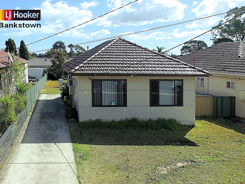 218 Waterloo Rd Greenacre, NSW 2190