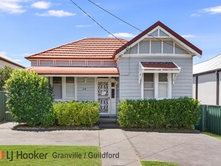 28 O'Neill Street Guildford, NSW 2161
