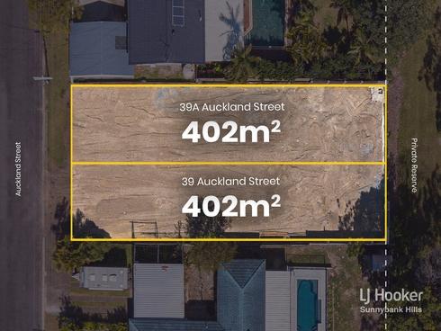 39 & 39a Auckland Street Wishart, QLD 4122