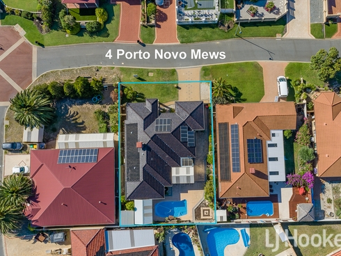 4 Porto Novo Mews Secret Harbour, WA 6173