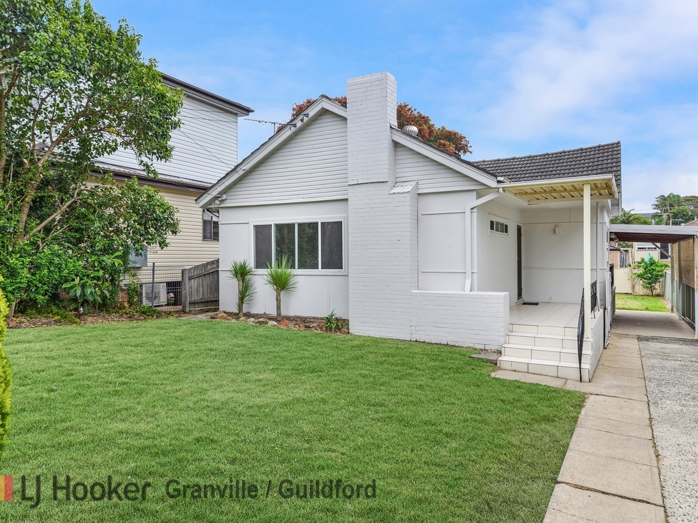 10 Strickland Road Guildford, NSW 2161