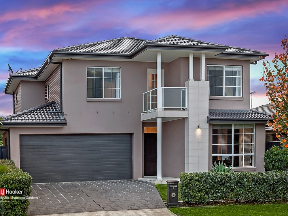 8 Turon Crescent The Ponds, NSW 2769