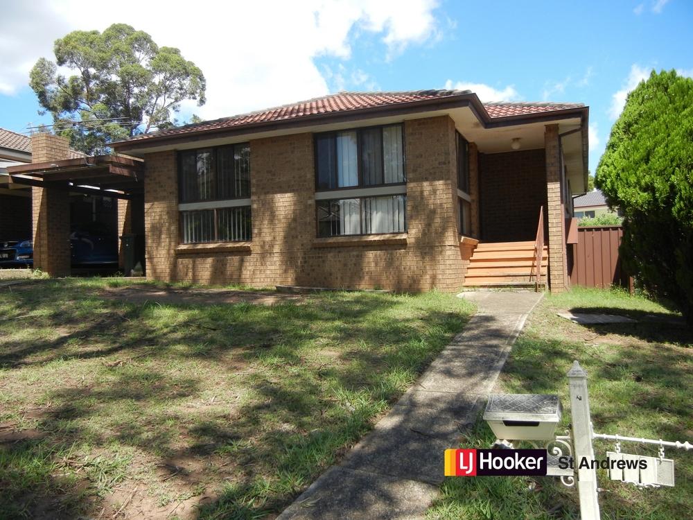 9 Dunkeld Pl St Andrews, NSW 2566