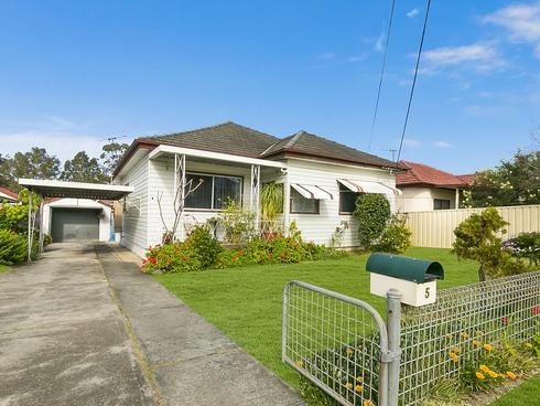 5 Nowra Street Merrylands, NSW 2160