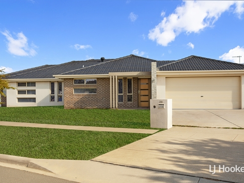 38 Rob Riley Circuit Bonner, ACT 2914