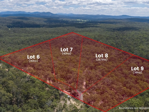 Lot 9 Wamban Road Moruya, NSW 2537
