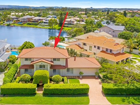 1 Andros Court Clear Island Waters, QLD 4226